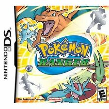 Pokemon Ranger For Nintendo DS DSi 3DS 2DS 2E