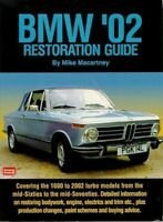 Bmw 2002 Restoration Manual Guide Book How To Restore 66 67 68 69 70 71 72 73 74
