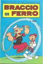 BRACCIO DI FERRO  10 del 1973 - PIU' CHE OTTIMO