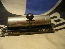 Marx Trains 316 256 NIAX TANK CAR