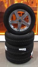 Satz Winterräder Ford Focus ab 04/18 205 60 R16 Semperit mit RDKS 2203007 Alu