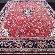 Antiker Orient Teppich 390 x 292 cm Alter Perserteppich Antique Old Carpet Rug
