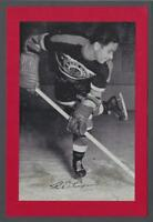 1934-44 Beehive Group I Chicago Blackhawks Hockey Photos #81 Paul Thompson