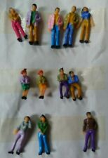 Minature People For Model Making