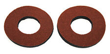 Flite old school BMX bicycle grip foam donuts - SADDLE BROWN *MADE IN USA*