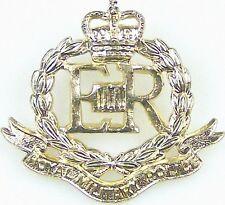 RMP ROYAL MILITARY POLICE CLASSIC GENUINE REGIMENTAL LICENSED CAP BADGE