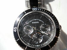 Fossil women's watch.quartz,battery & water resistant analog watch.