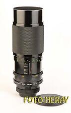 Soligor 70-220 mm 1:3,5 lichtstarkes Zoom. Canon FD Bajonett  03820