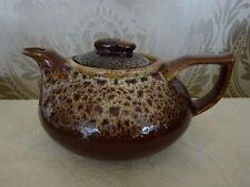 Vintage Retro kernewek Pottery Honeycomb Teapot
