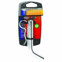"""Tow Ready 63242 5/8"""" Hole Style Hitch Pin and Clip Grooved Style 2"""" Sq Receivers"""