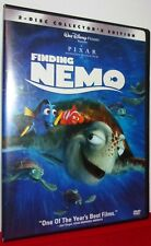 Walt Disney Presents: Finding Nemo: 2003 Collectors Edition Dvd: Free Shipping