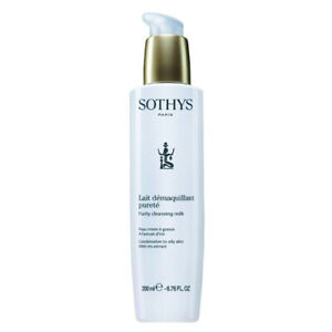 Sothys, Vitality Cleansing Milk, 6.76 oz (200 ml) - New in Box -