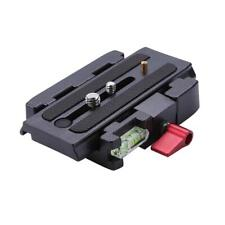 H3E# Quick Release Plate P200Clamp Adapter for Manfrotto 577 501 500AH 701HDV 50