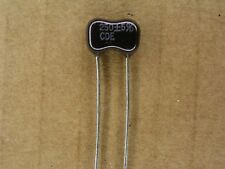 S01029-104 (4 Pc Lot) 250 pf 500 volt 500V +- 5 % radial silver mica capacitor