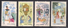 China  1985  Sc #1992-95  MNH  (2-8810)