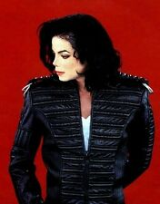 Michael Jackson UNSIGNED photo - E1022 - Singer, songwriter, dancer and actor