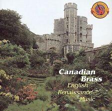 NEW English Renaissance Music (Audio CD)