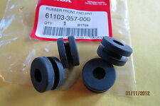 HONDA RUBBER GROMMETS CR125 CR250 250 125 XL XR ATC CX FENDER CR MT MR CB CM CBR