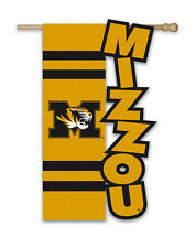 University of Missouri Mizzou Decorative Flag NCAA Licensed College Football