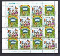 Ukraine 2013 postfrisch Bogen MiNr. 1336-1337  Kindertag