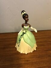 """Disney """"Tiana� Princess And The Frog Cake Topper Lightly Used 4"""" Tall"""