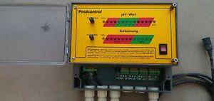 Dinotec Poolcontrol PH Wert Entkeimung Chlor Desinfektion Regelugn
