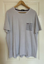 MENS FRED PERRY SPOTTED SHORT SLEEVE T SHIRT TOP SIZE XXL 2XL