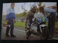 Photo Docshop Rotax 250cc #3 Gerard van der Wal (NED) ONK wegrace Heerlen 1987 1