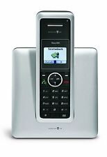 T-Sinus 302i Schnurloses DECT ISDN Telefon 302 i Silbergrau Schnurlos