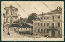 Milano Meda cartolina QQ8142