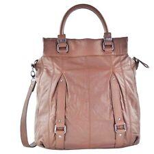 Diesel Tasche Damen Ledertasche Schultertasche Braun Premy Mahogany