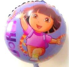"Dora The Explorer 18"" Balloon Birthday Party Decorations"