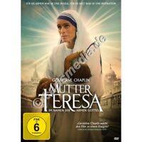 DVD: MUTTER THERESA - Im Namen der Armen Gottes *NEU* °CM°