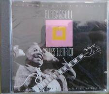 CD - BLACK & SOUL - BLUES ELETTRICO - I GRANDI DELLA MUSICA - 1995