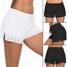 Women's Swim Shorts Bikini Swim Bottoms Briefs Pants Beachwear Swimwear Swimsuit
