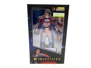 """Hiya Toys Injustice 2 Superman Action Figure 1:18 Scale 3.75"""" NEW Toy Sale"""