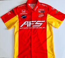 2011 #17 Raphael Mato's Signed Izod Indycar Series AFS Racing Medium Crew Shirt
