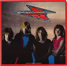 "Music Poster~Vandenberg 1982 Adrian Band Group 24X24"" Original Vintage Promo~"