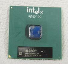 Intel Celeron Core 800MHz 100Mhz FSB PGA 370 Desktop Processor - SL55R, Exc+