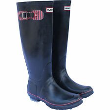 HUNTER FESTIVAL RAIN RUBBER BOOTS