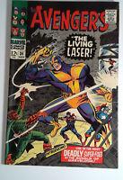 The Avengers #34 (1966) Marvel 3.5 VG- Comic Goliath Living Laser 1st Appearance
