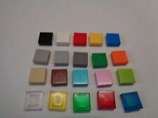 LEGO Plaque Lisse Carrelage 1x1 Plate (3070) choose color