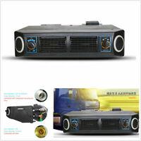 12V Universal A/C AC KIT Underdash Cooling Evaporator Compressor Air Conditioner
