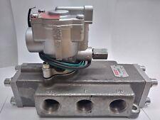 L7053360253 Schrader Parker Solenoid Valve Aluminum 120V 60hz 12 Watts