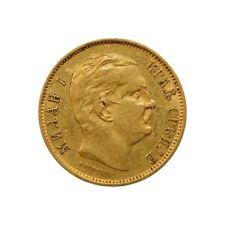 SERBIE - 10 Dinara 1884 V Vienne, Milan IV Obrenovitch
