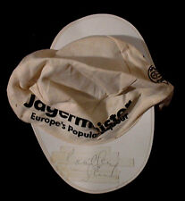 ROOT BOY SLIM SIGNED IN MARYLAND JAGERMEISTER PROMO 2 RIM HAT SEX BAND BEEFHEART