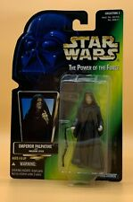 1996 Star Wars Emperor Palpatine Photo Green Card Collection 3