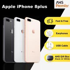 Apple iPhone 8Plus Black 64G Good Condition Unlock SIM-Free IOS Smartphone Gift