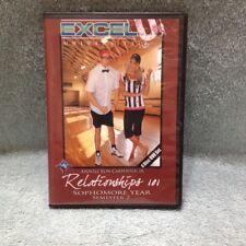 Excel U University: Relationships 101 Sophomore Year Semester 2 Ron Carpenter Jr
