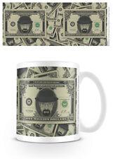 Breaking Bad Fernsehserie Heisenberg Dollar Keramik Tasse Grösse Ø8,5 H9,5 cm